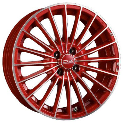 35th Anniversary Serie Rossa